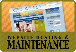 Hosting and Maintenance
